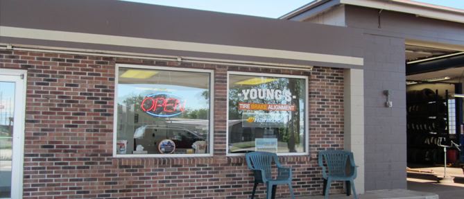 Young's Tire,  Brake & Alignment Inc